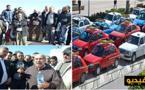 الزيادات المتتالية في سعر المحروقات تؤجج احتجاج مهنيي سيارات الأجرة في الناظور