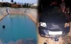 فاجعة بزايو.. وفاة 4 نساء من عائلة واحدة ونجاة الأب ورضيعة بعدما هوت بهم السيارة في حوض مائي