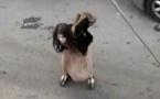 طفلة ذي 16 سنة تلد سفاحا وسط الشارع العمومي بهذه المدينة المتاخمة للناظور