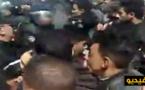اعتقال ناشط في جرادة يؤجج احتجاج الساكنة وسط انزال امني مكثف