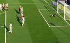 تصديات ياسين بونو وتألقه أمام ريال مدريد