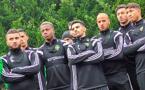 تداريب المنتخب الوطني بتورينو