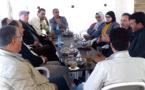 مناضلو الكتاب يجتمعون بالدريوش لمناقشة وضعية الاقليم والتحضير للمؤتمر الوطني