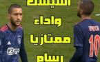 زياش يبدع أمام فريق ميمون ماحي