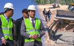 رئيس مجلس جهة الشرق يتفقد أشغال عملية ردم آبار الفحم العشوائية والمهجورة بإقليم الجرادة