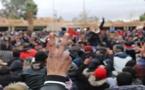 الاحتجاجات تعود من جديد إلى جرادة ونشطاء الحراك يقررون التصعيد