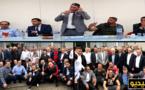 رئيس المجلس الإقليمي للدريوش يجتمع بأفراد الجالية المطالسية بروتردام ويشيد بمجهودات جمعية عن عمار