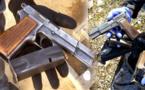بالصور.. هذه تفاصيل العثور على مسدس داخل حاوية للأزبال بمطرح للنفايات