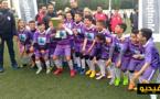 شباب الريف الناظوري لكرة القدم يفوز ببطولة مونبوليي الدولية لفئة البراعم بفرنسا و وصيفا لفئة الصغار
