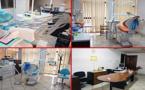 الدكتور فؤاد أبرشان يعيد افتتاح عيادته الخاصة لطب الأسنان بالناظور
