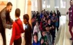 جمعية الصداقة المغربية للتنمية البشرية تُدخل البهجة والسرور على الأطفال الأيتام في وجدة