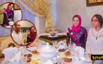 وفاء أجرطي تفتح باب منزلها.. هكذا تقضي رمضان وتوفق بين العمل والأشغال المنزلية