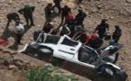 مصرع 7 أشخاص في حادثة سير قرب السعيدية