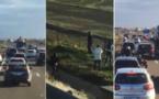 مطاردة هوليودية بين الدرك وشاحنة محملة بالممنوعات