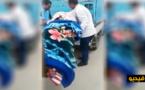 فضائح الصحة.. نقل مريض في بيكوب