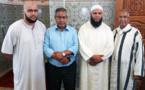 إفتتاح صرح ديني كبير بدوار إشحشوحن جماعة أربعاء تروكوت إقليم الدريوش