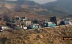 الدريوش.. انهيارات جبلية تتسبب في إغلاق الطريق السريع بين قاسيطة والحسيمة وتحاصر مئات المواطنين