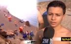 شاطئ تزاغين بإقليم الدريوش.. ملجأ آمن للمصطافين وأفراد الجالية من حرارة الصيف