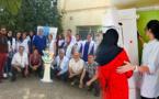مؤسسة بسمة تنظم قافلة طبية للكشف المبكر عن سرطان الثدي لـ 300 مستفيدة بوجدة