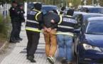 شرطة سبتة تعتقل متزعمي شبكة إجرامية تنقل مواطنين جزائريين بطريقة غير شرعية إلى اسبانيا