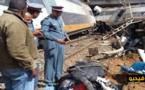 حادث قطار بوقنادل... ارتفاع حصيلة القتلى إلى 6 واصابة 70 راكبا بجروح والسائق في حالة خطيرة