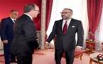 الملك يهنئ بنشماش بعد إعادة انتخابه رئيسا لمجلس المستشارين وهذا مضمون البرقية