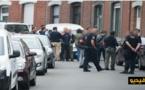 بالفيديو.. سيارة مجهولة تدهس عناصر الشرطة في لييج وتصيب شرطيا بجروح بلغية