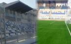 أشغال إعادة تهيئة ملعب ميمون العرصي بالحسيمة تبلغ مراحلها النهائية