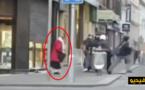 مسنة  تنقذ محل الروليكس الفاخر من السرقة
