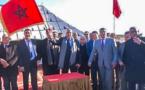 حضور وازن لوفد إقليم الدريوش في تظاهرة انطلاق الموسم الفلاحي الجديد بجهة الشرق