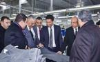 رئيس جهة الشرق يشرف على تد شين وحدة صناعية بتكنوبول وجدة ستشغل ازيد من 316 من اليد العاملة