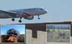بالصور: محيط مطار العروي الناظور الدولي يتحول إلى مكب للنفايات الصلبة ومرعى للدواجن ومسرحا للمواشي