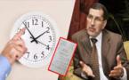 """رفع أول دعوى قضائية ضد رئيس الحكومة """"العثماني"""" بسبب الساعة الإضافية"""
