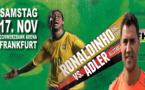 """الدولي الريفي يوسف المختاري ضمن تشكيلة """" رونالدينو """" رفقة ألمع نجوم كرة القدم العالميين"""