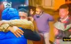 شاهدوا كيف دعا رجل يتشرد وسط الناظور إلى تعميم هذا الفيديو حتى تتعرف عليه عائلته ببني ملال
