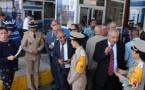 حزب رئيس الحكومة يدعو إلى تنفيذ توصيات لجنة برلمانية زارت معابر بني انصار