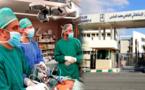 بتعاون مع طاقم طبي فرنسي.. المستشفى الجامعي محمد السادس بوجدة يجري عمليتين ناجحتين لزراعة الكلى