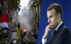 الرئاسة الفرنسية تخشى أعمال عنف واسعة قد تحدث السبت المقبل وتدعو السترات الصفراء الى الهدوء