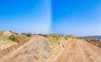 """وكالة """"مارتشيكا"""" تباشر أشغال إصلاح الطريق الرابط بين قرية أركمان وجزيرة المهندس"""