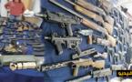 بالفيديو.. الشرطة الإسبانية تعثر على 60 سلاحا ناريا خطيرا بمنزل مهجور بإقليم قاديس