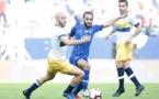 نورالدين امرابط يحصل على جائزة أفضل لاعب في الدوري السعودي
