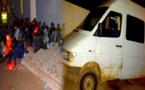 الدريوش: حملة تمشيطية تقود عناصر الدرك الملكي بدار الكبداني لإيقاف سيارة على متنها 57 مهاجرا سريا