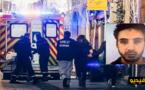 بالفيديو: اللحظات الأولى لمقتل منفذ اعتداء ستراسبورغ