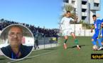 شاهدوا أطوار المقابلة كاملة بين هلال الناظور وإمزورن بتعليق قيدوم الصحفيين الرياضيين حسن أندوح