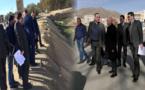 """في إطار برنامج التأهيل الحضري.. لجنة إقليمية تتدارس إمكانية إحداث """"كورنيش"""" على ضفاف وادي بورجيم بميضار"""