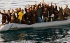 البحرية الملكية تنقذ بالمتوسط 367 مرشحا للهجرة السرية