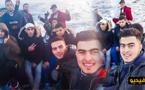شاهدوا فيديو يوثق إحدى رحلات الهجرة غير الشرعية لشبان أبحروا سرا من سواحل الحسيمة