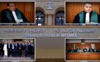 وسط حضور وازن.. تنصيب رئيس محكمة الدريوش ووكيل الملك بها وقضاة شباب ضمن المعينين