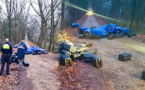 بالصور.. العثور على عشرات البراميل تحتوي على نفايات تصنيع المخدرات في بلجيكا