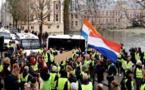 """هولندا.. شرطة لاهاي تفض احتجاجا لـ""""السترات الصفر"""" وتعتقل 8 من أنصارها"""